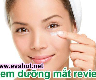 Kem dưỡng mắt review
