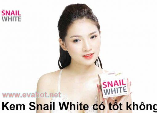 Kem Snail White có tốt không